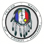 yaqui indians badge